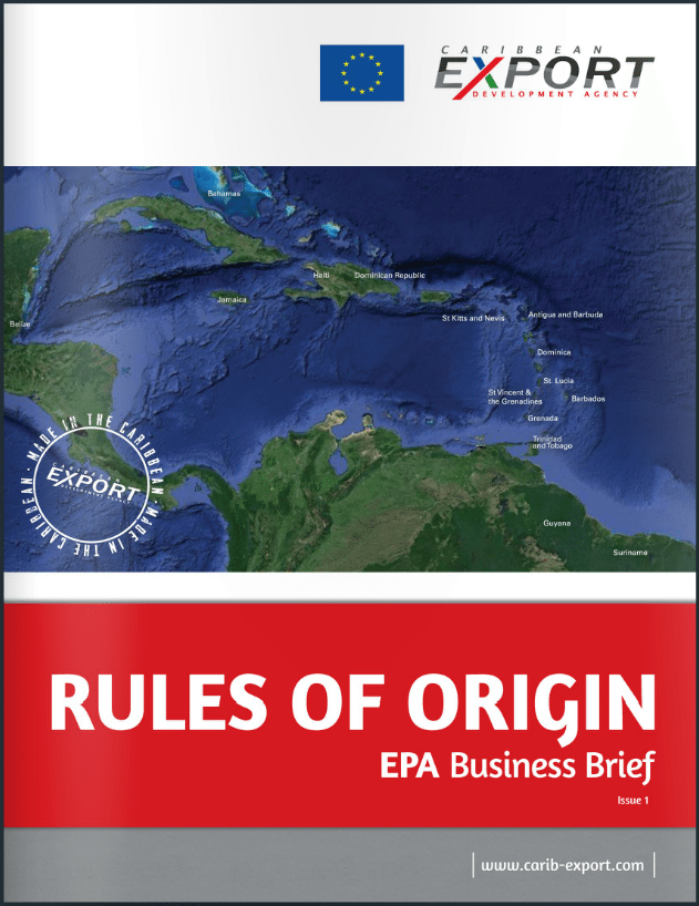 Thumnail image for Rules of Origin: EPA Business Brief