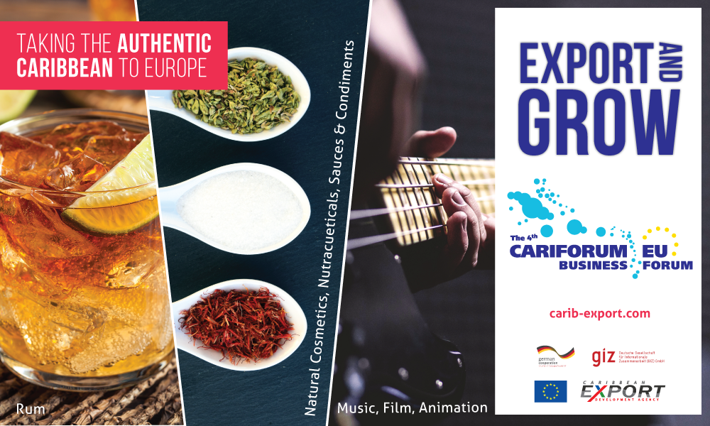 Thumnail image for CARIFORUM-EU Business Forum and Authentic Caribbean Trade Expo