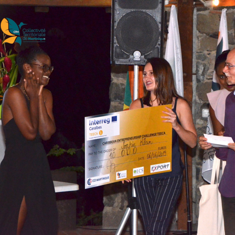 Thumnail image for Transforming Education through Virtual Reality and Games Wins Top Prize at the Caribbean Entrepreneur Challenge