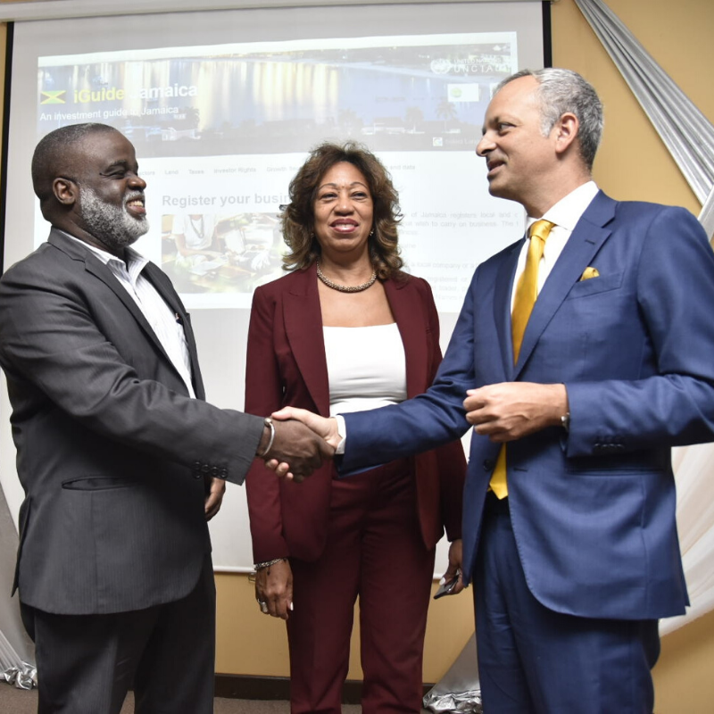 Thumnail image for Jamaica Launches Online Investment Guide