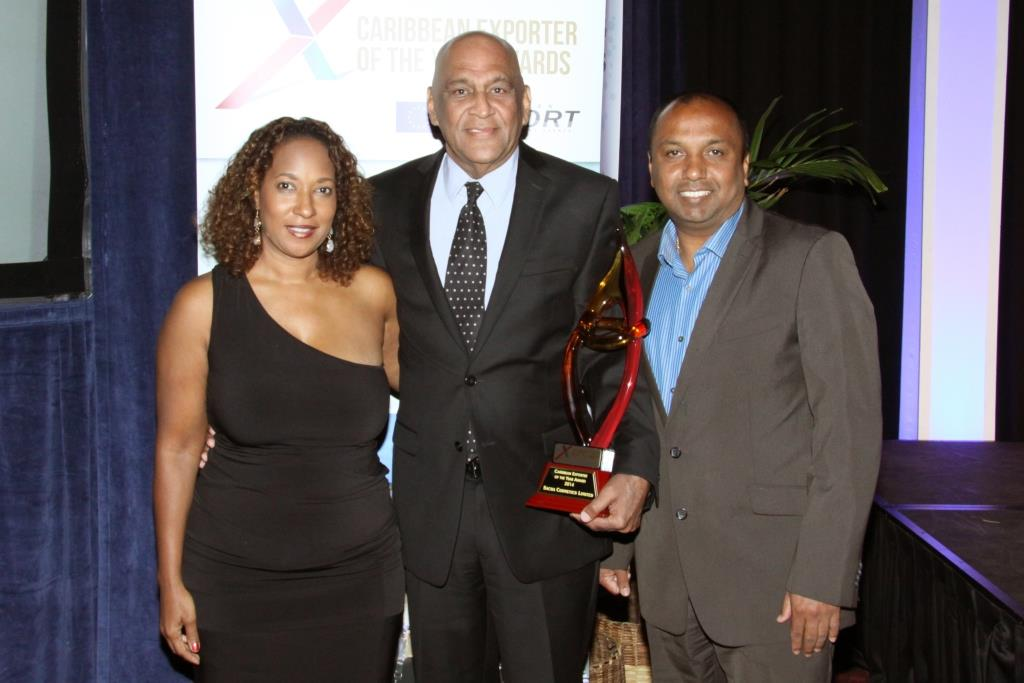 Thumnail image for Trinidad and Tobago's Sacha Cosmetics is Caribbean Exporter of the Year