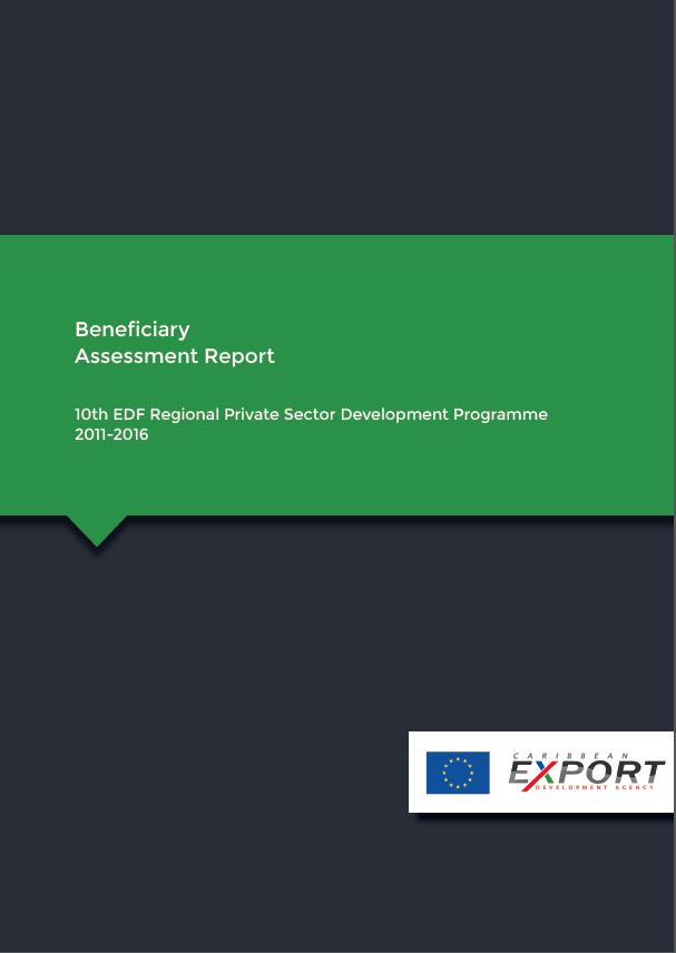 Thumnail image for Beneficiary Assessment REPORT 10th EDF RPSDP