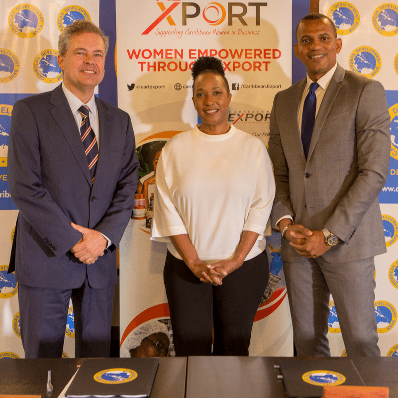 Thumnail image for Caribbean Export and the Caribbean Development Bank Partner to Provide Greater Access to Finance for Women-Owned Businesses