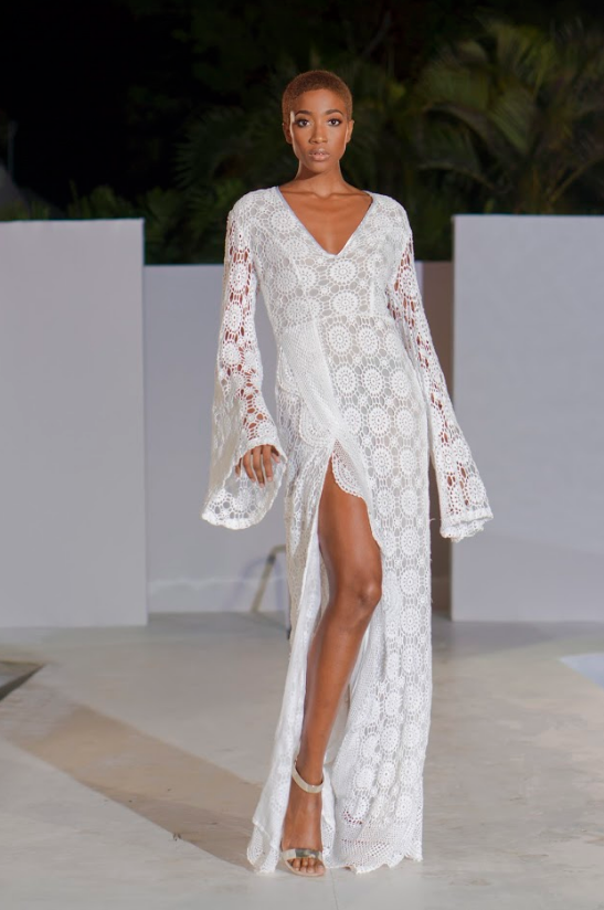 Thumnail image for Vincentian Designer Turns Heads at Barbados Fashion Week
