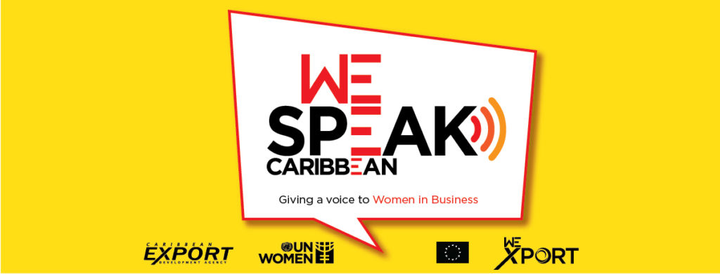Slider: WE-SPEAK CARIBBEAN Podcast