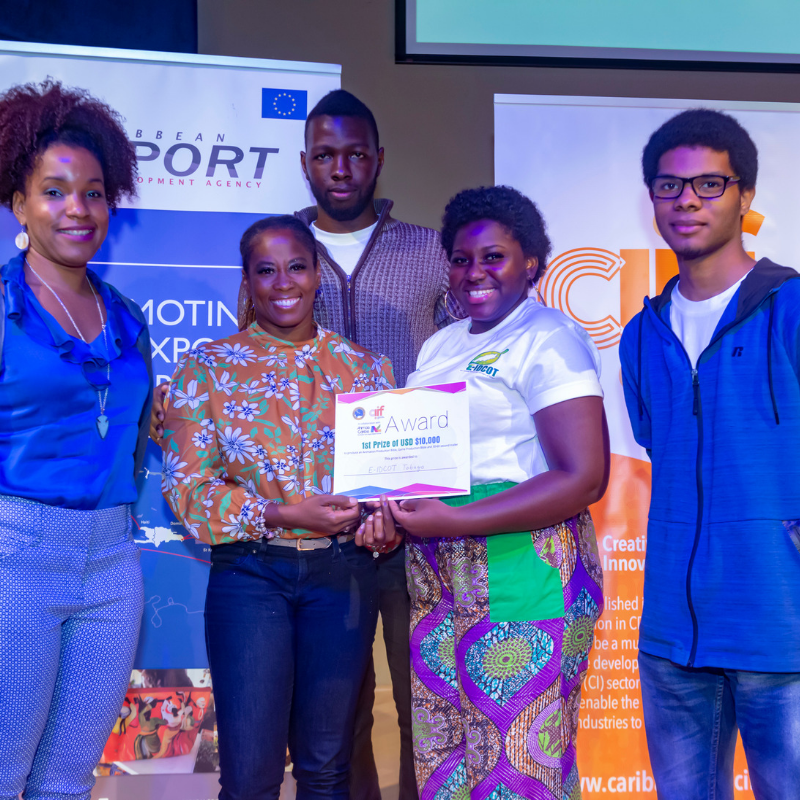 Thumnail image for Tobago Trekkers Win Investment at the Animation Accelerator Pitch Competition