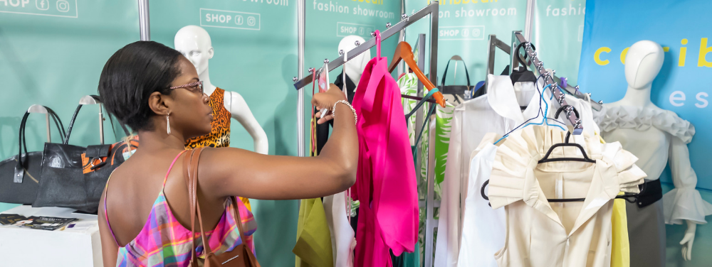 Slider: The Caribbean Fashion Showroom is Open for Business