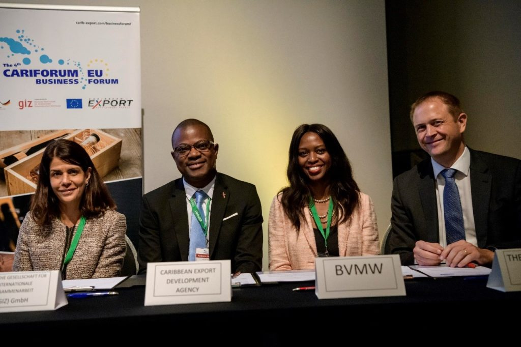 Thumnail image for Caribbean Export signs three MOUs with strategic partners to support the Caribbean's export growth.