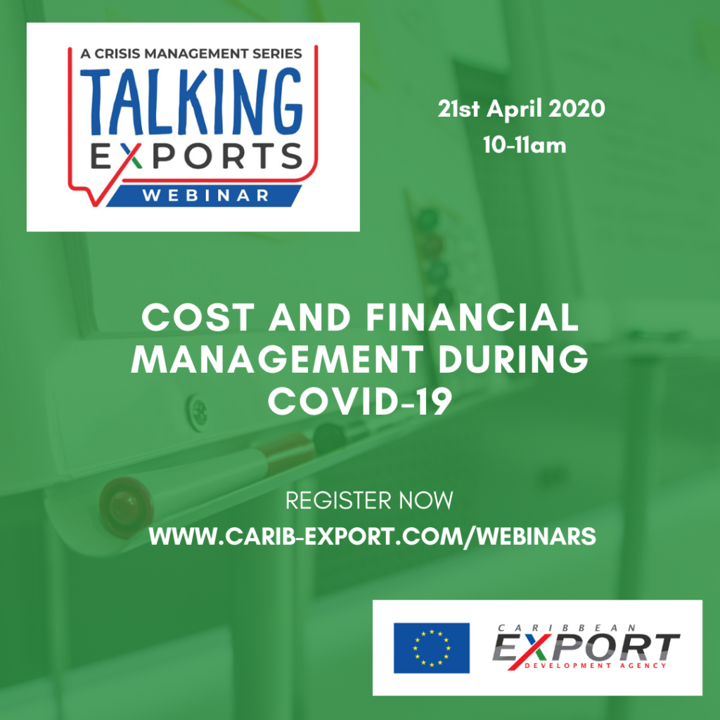 Thumnail image for Cost and Financial Management During the COVID-19 Crisis Webinar
