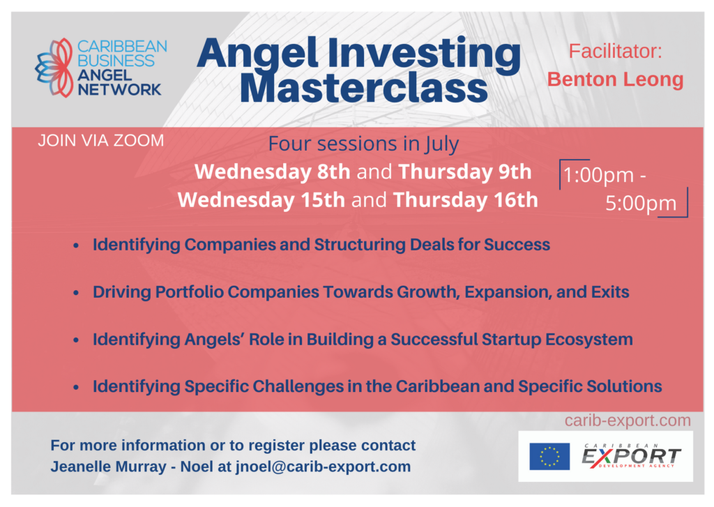 Angel Investing Masterclass