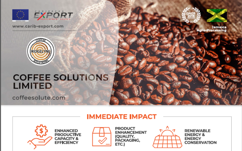 Thumnail image for How Coffee Solutions Limited increased export sales and revenue in 2019 – A DAGS Case Study